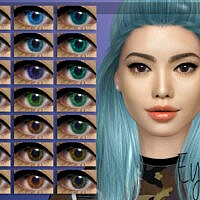 Eyes N45 By Magichand
