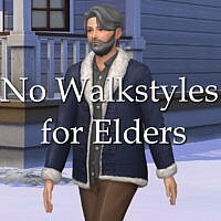 No Walkstyles For Elders By Lazarusinashes