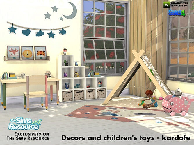 Decor And Toys For Kids By Kardofe