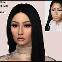 Nicki Minaj By Ynrtg-s