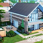 Roughhewn House By Xogerardine