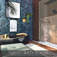 Neve Bathroom By Rirann