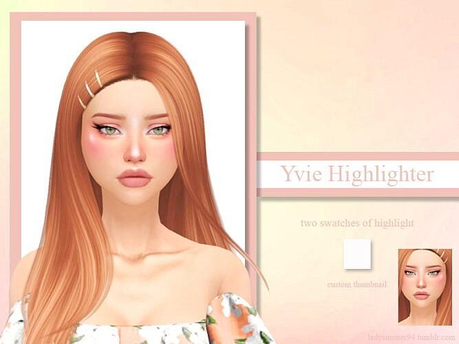 Yvie Highlight By Ladysimmer94