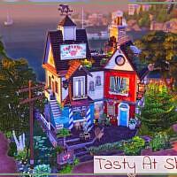 Tasty At Shore By Simmer_adelaina