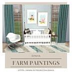 Farm Paintings