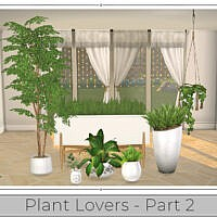 Plant Lover Set (part 2) By Chicklet