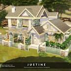 Justine Home By Melapples