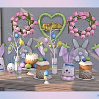 Stella Easter Set By Soloriya