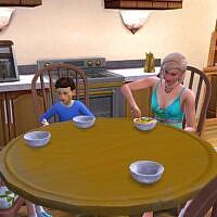 No Autonomous Clean Up Dishes By Sofmc9