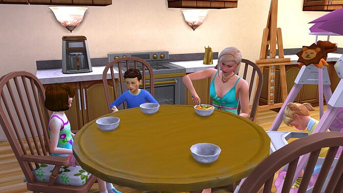Sims 4 No Autonomous Clean up Dishes by Sofmc9 at Mod The Sims 4