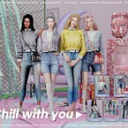 Chill With You Clothing Set