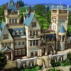 Renaissance Castle By Plumbobkingdom