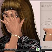 Anya Bracelet By Playerswonderland