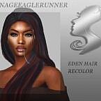 Eden Hair Recolor