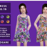 Dress No.16 By Akogare