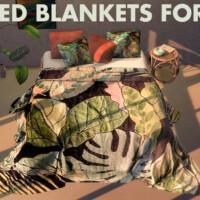 Conversion Recolors Of Milla's Lauren Blanket