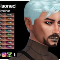 Poisoned Eyeliner By Evilquinzel
