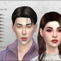 Eyebrows #5 By Coffeemoon