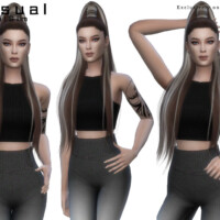 Casual (pose Pack) By Yanisim