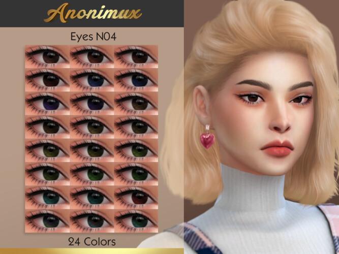 Eyes N04 By Anonimux Simmer