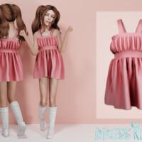 Dress K01 By Turksimmer