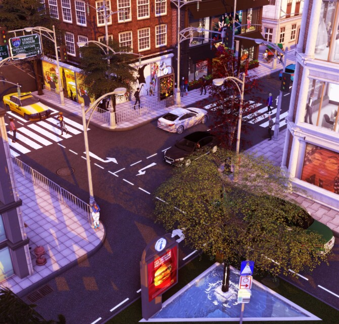 Sims 4 N.Y.C Manhattan One (P) at Lily Sims
