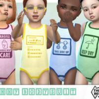 Funny Bodysuit By Pelineldis