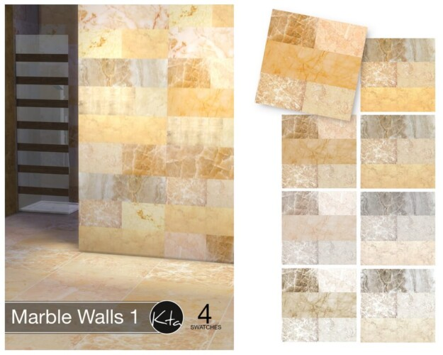 Marble Walls 1