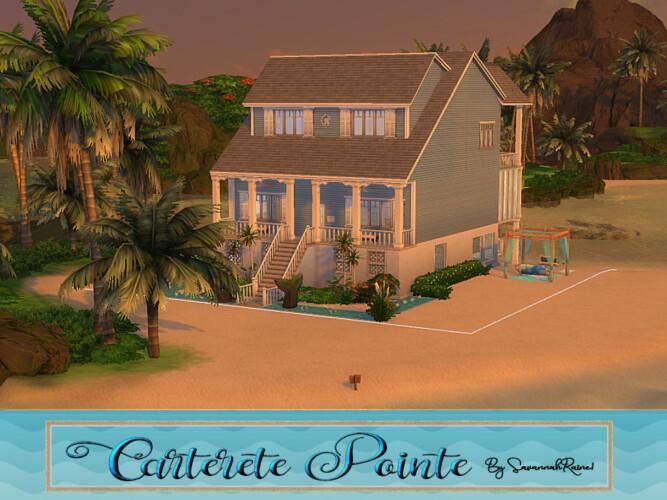 Carteret Pointe Cottage By Savannahraine