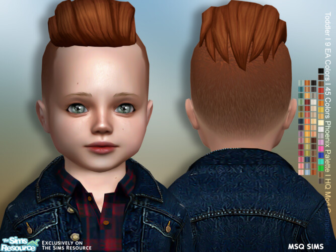 Lukas Hair Toddler