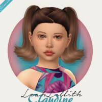 Leahlillith Claudine Hair Kids Version
