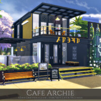 Cafe Archie By Rirann