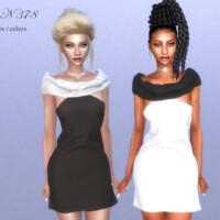 Dress N 378 By Pizazz