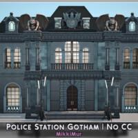 Police Station Gotham