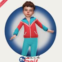 Track Suit Toddler Version