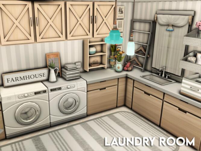 Laundry Room By Xogerardine