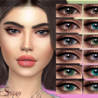 Eyes N49 By Magichand