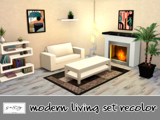 Modern Living Set By So87g