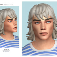 Max Hairstyle By Merci