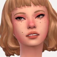 Treebud Freckles By Sagittariah