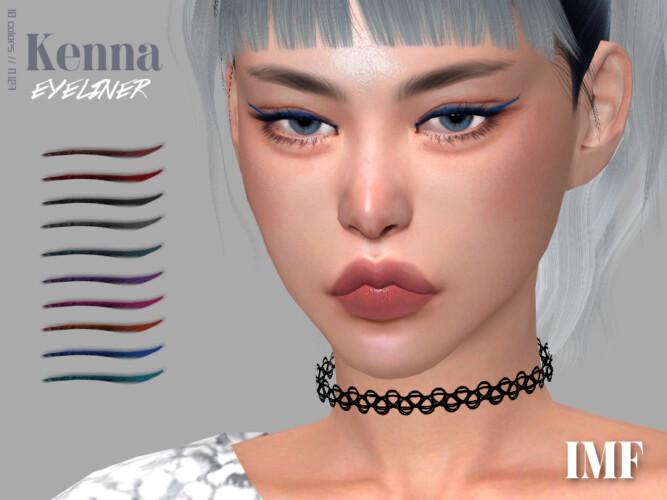 Imf Kenna Eyeliner N.127 By Izziemcfire
