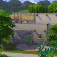 Gournia House