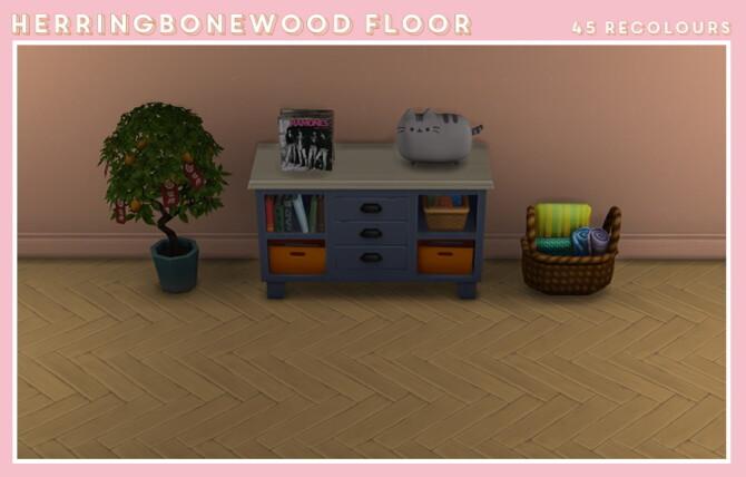 Sims 4 HARD WOOD FLOOR at Midnightskysims