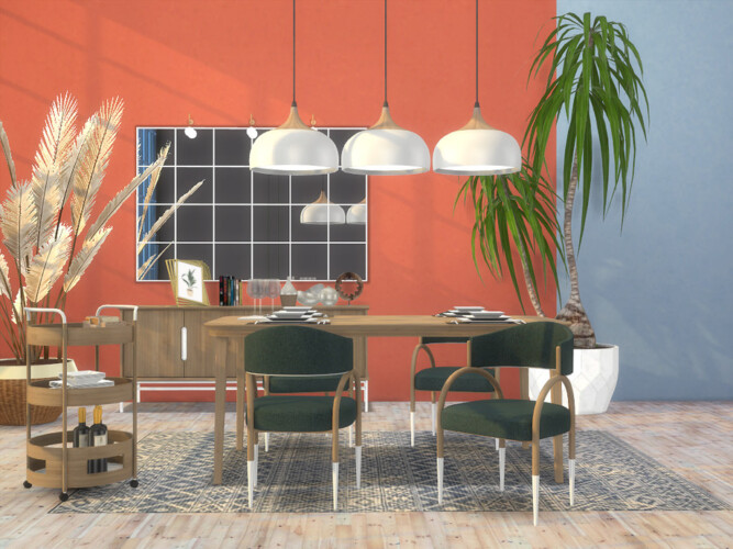 Gent Dining Room By Onyxium