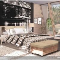 Nagina Bedroom By Moniamay72