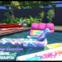 Summer Essentials Collection By Seimar8