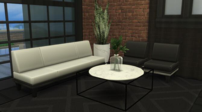 Sims 4 Sit On Me Lounge Addon Set at Modern Crafter CC