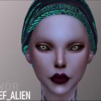 Def Alien Eyes By Lvndrcc