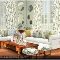 Estrella Living Room By Severinka