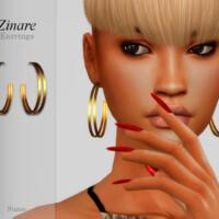 Zinare Earrings By Suzue